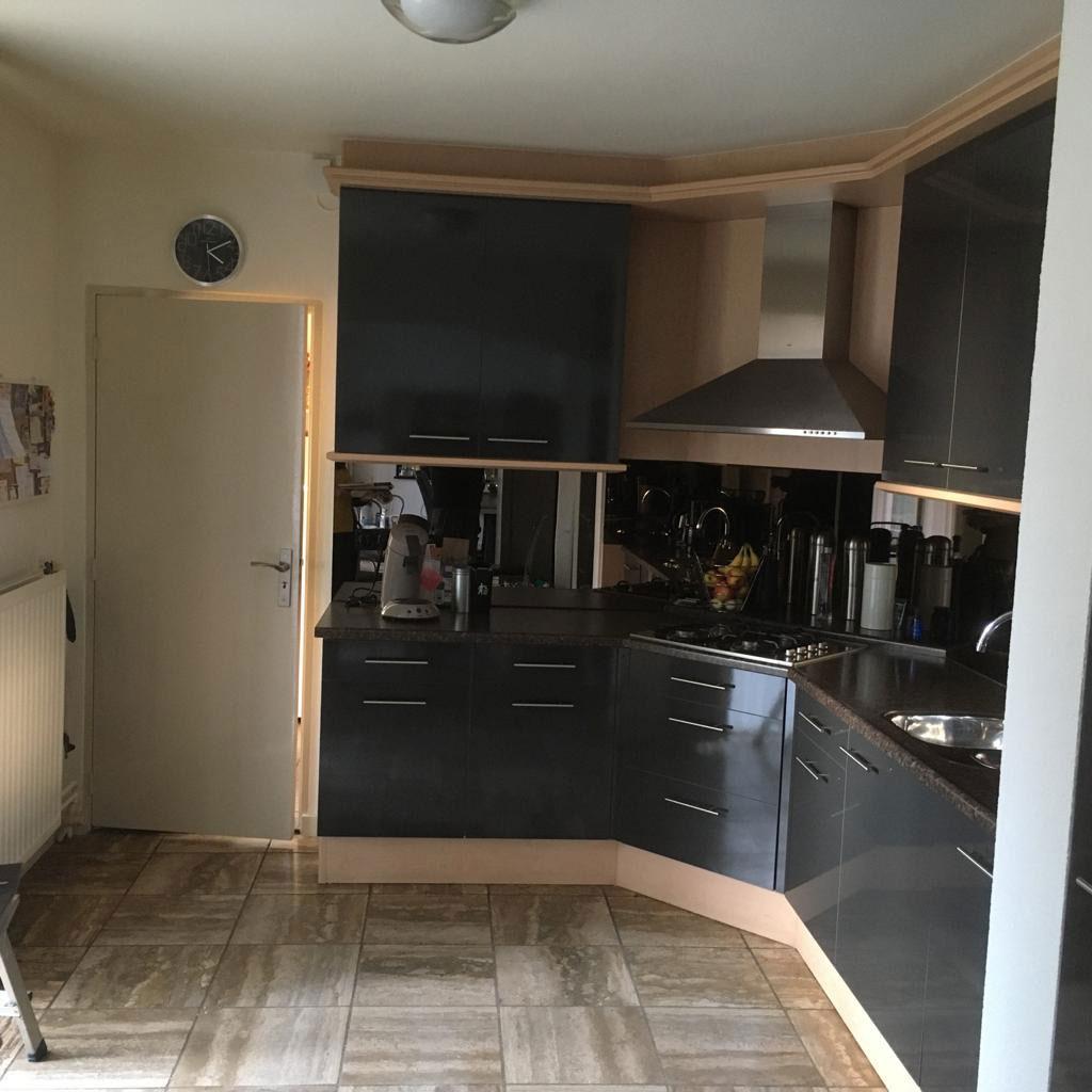 Keuken renovatie NA