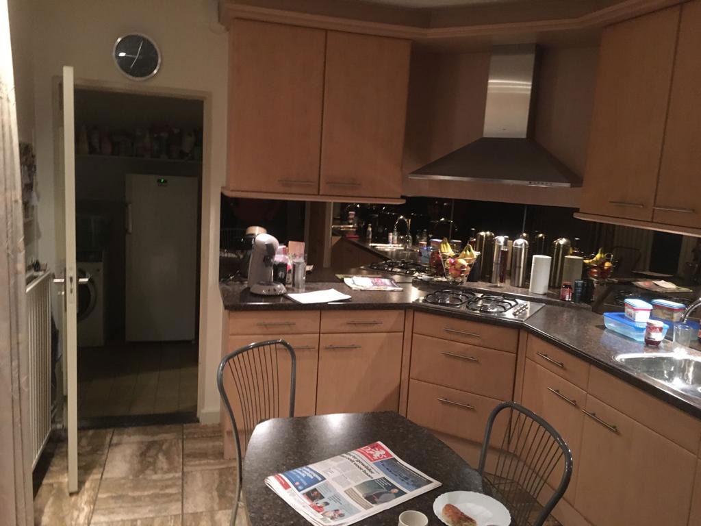 Keuken renovatie voor