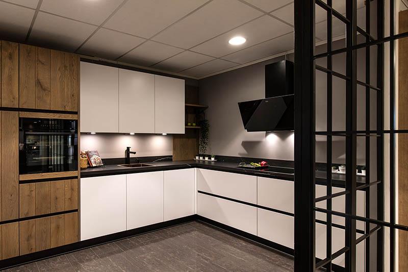 Witte keuken inspiratie